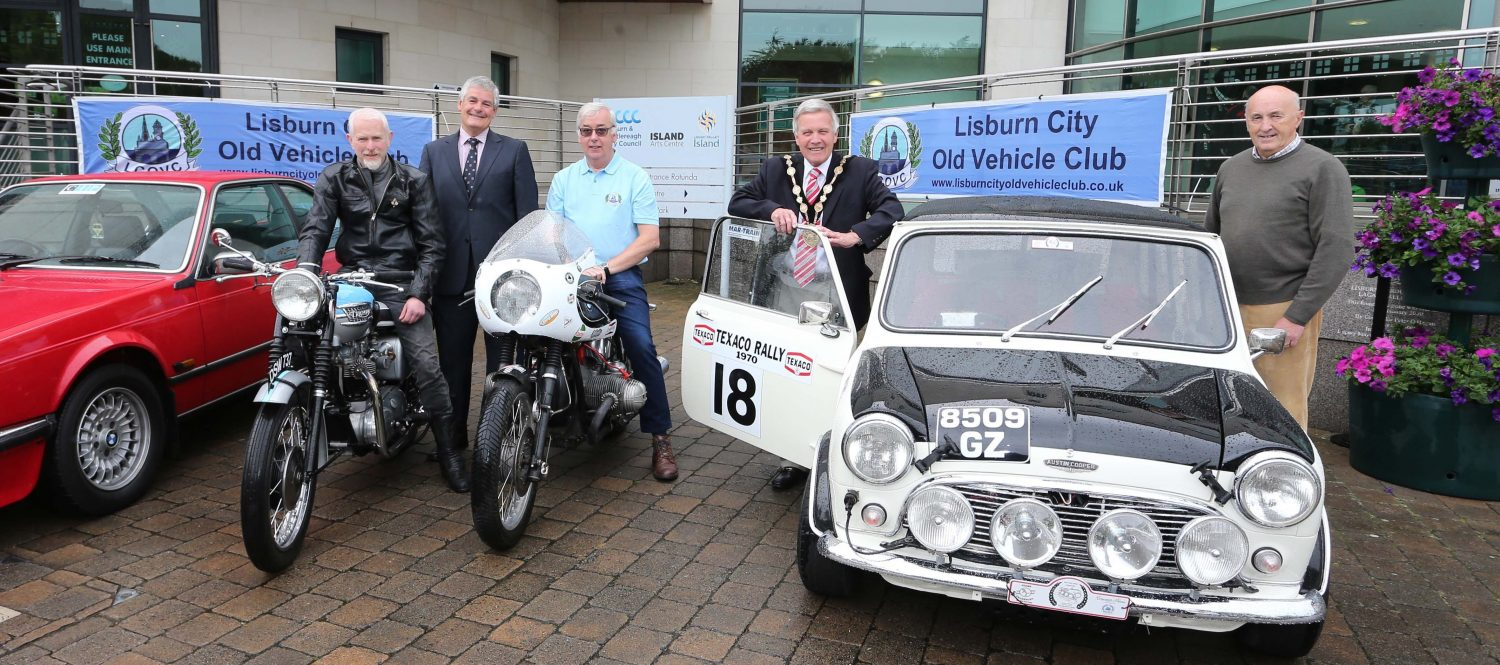 Lisburn City Old Vehicle Club